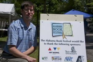 Alabama Book Festival-Patrick Miller