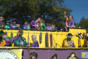 Joe Cain Float