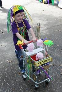 Kid vendor