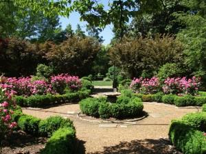 Leroy Pope Mansion gardens-HSV CVB