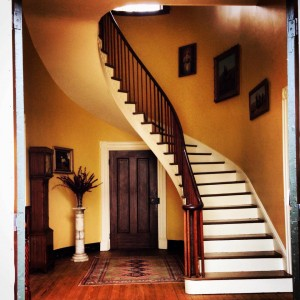 staircase april 2015 (1) Weeden House